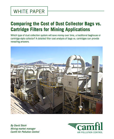 Dust Collectors For Mining