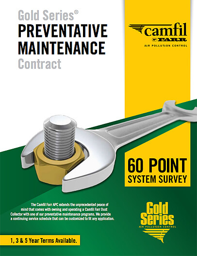 Maintenance Contracts - Gold Series