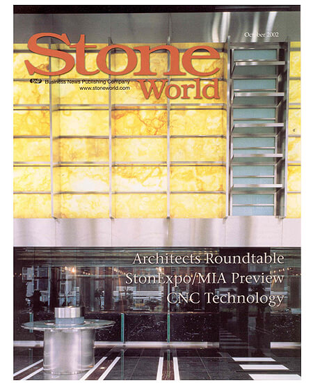 Fabricator Case Study: Containing	Limestone Dust