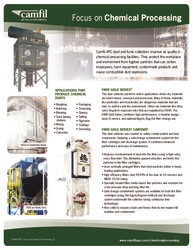 Chemical Processing Focus Sheet
