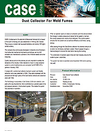Dust Collector For Weld Fumes