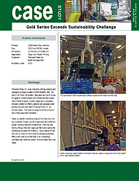 Gold Series Exceeds Sustainability Challenge