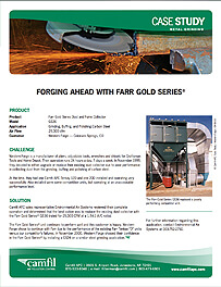 Forging Ahead With Gold Series®