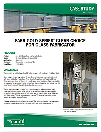 Gold Series®  Clear Choice For Glass Fabricator