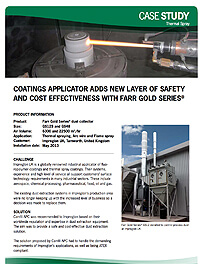 COATINGS APPLICATOR ADDS NEW LAYER OF SAFETY AND COST EFFECTIVENESS WITH GOLD SERIES®