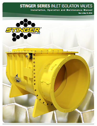Instruction Manual - Stinger Isolation Valves