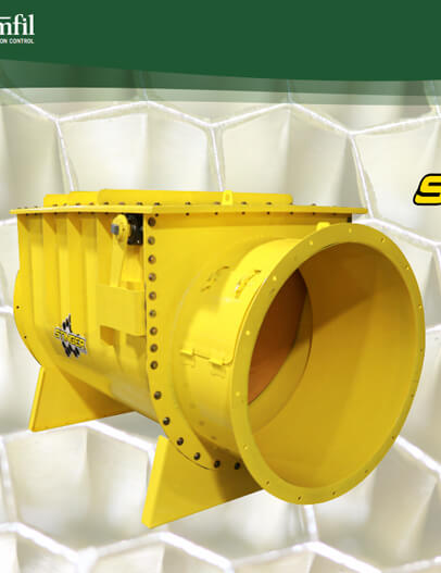 Brochure - Stinger Explosion Isolation Valve