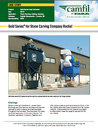 Gold Series®  for Stone Carving Company Rocks!