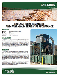VIGILANT CRAFTSMANSHIP AND FARR GOLD SERIES®  PERFORMANCE