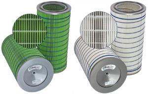 Retrofit HemiPleat Industrial Dust Filter
