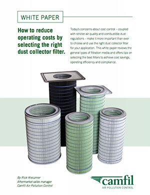 How to reduce operating costs with Hemipleat filters