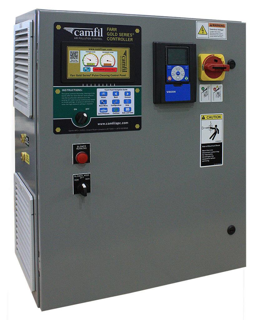 Fantastic Integrated Control Panel Camfil Apc Wiring Digital Resources Anistprontobusorg