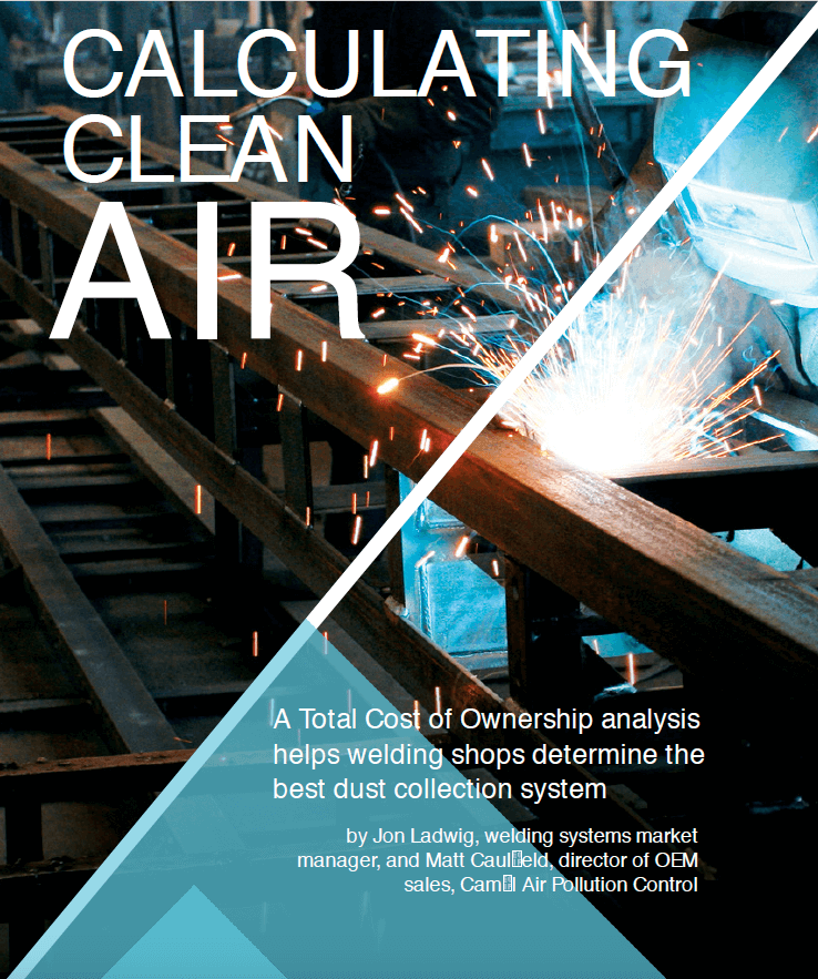Calculating Clean Air: A Total Cost of Ownership Analysis for Welding Shops