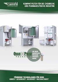 Quad Pulse Package Broschüre