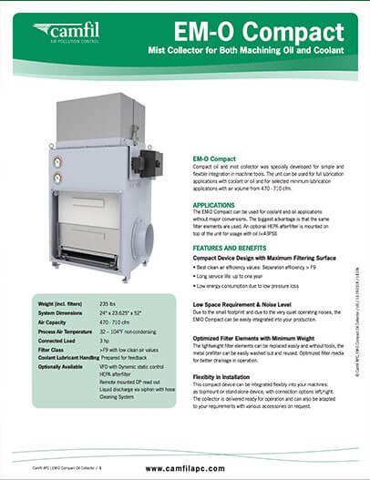EM-O Compact Product Sheet