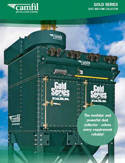 Gold Series Dust and Fume Brochure