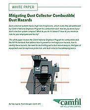 Mitigating Dust Hazards - Industrial Dust Collector