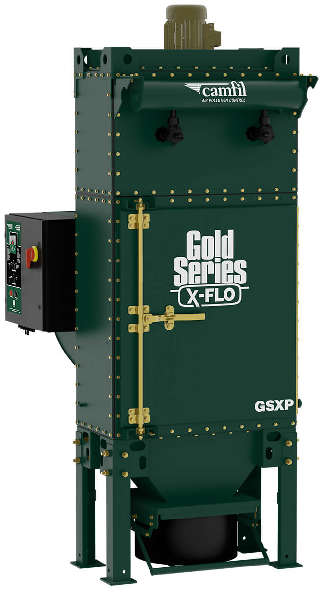 GOLD SERIES X-FLO PACKAGE