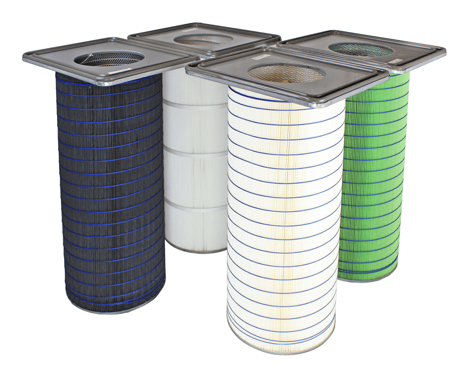 HEMIPLEAT® EXTREME DUST COLLECTOR FILTERS