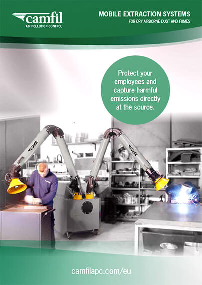Mobile Extraction Systems Brochure
