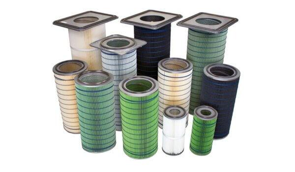 filter fuer entstaubungsanlagen