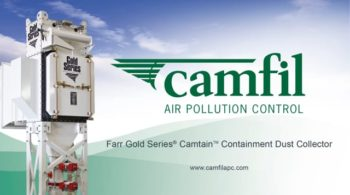 Gold Series Camtain Dust Collector Containment Options