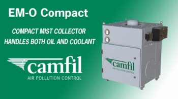 EM-O Compact Mist Collector
