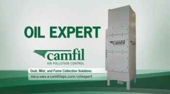 Introducing the Oil Expert Oil Mist Collector