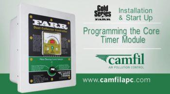 FDC Programming the core timer module