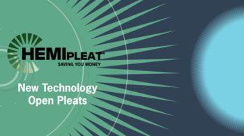 HemiPleat: An Open & Shut Case