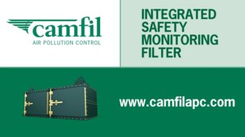 Integrated Safety Monitoring Filters Capture Toxic Dust and Save Space