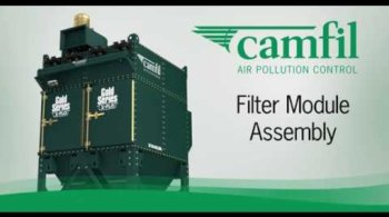 Filter Module Gold Series X-Flo Installation
