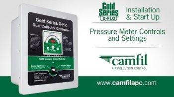GSX Controller Pressure Meter and Settings